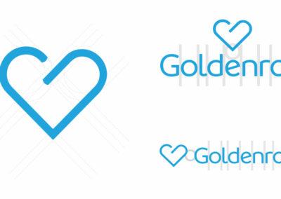 GOLDENROD: Logo Construction