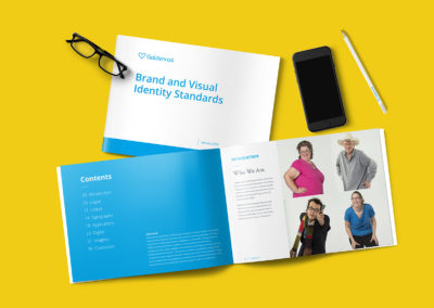 GOLDENROD: Visual Identity Brand Book