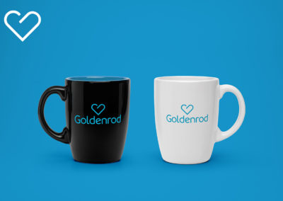 GOLDENROD: Coffee Mugs
