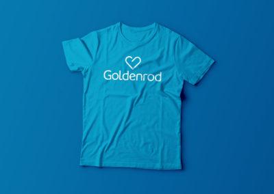 GOLDENROD: T-shirt