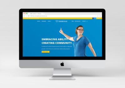 GOLDENROD: Website Homepage