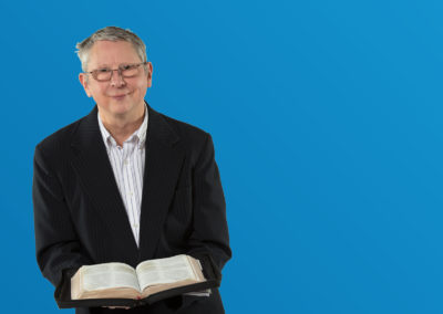 GOLDENROD: Community Member with Scripture